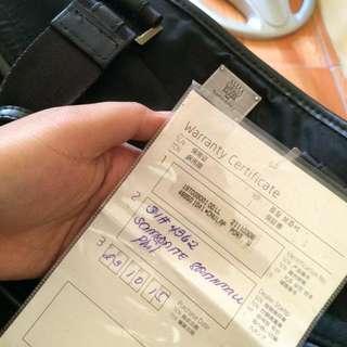 Samsonite Laptop/Body Bag