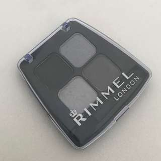 Rimmel Quad Eyeshadow