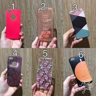 Casing Iphone 5s, 6, 6s, 7