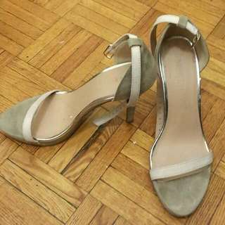 Forever21 Heels Size 7
