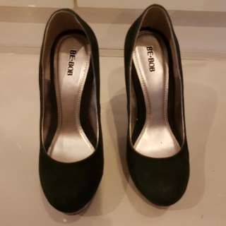 SALE  BE -BOB dark green