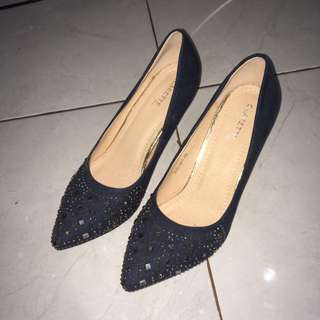 NBU Glitter High Heels