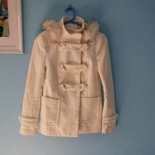 Forever New Coat Size 4