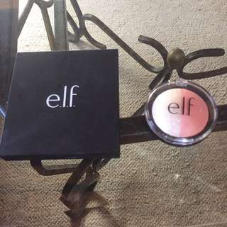 E.L.F Bronzer And Highlight