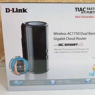 DLINK DIR 868L Router
