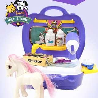Brand New Pet Store-Pony Pretend Toys Playset