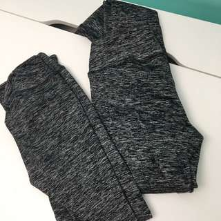 2 Pairs Of Infinity Leggings