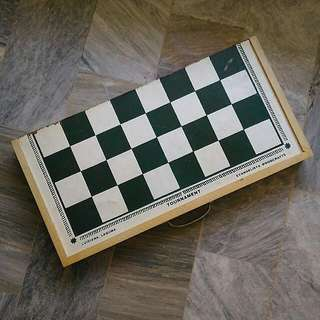 [FREE SHIPPING] Tournament Chess Board