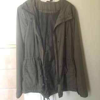 Hm Khaki Jacket
