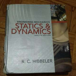 Engineering Mechanics Static & Dynamics 12th Ed By R.c.hibbeler