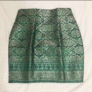 NEW Touch Up Songket Skirt