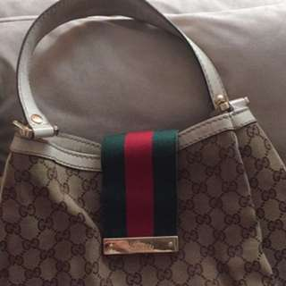 Authentic Hobo Gucci
