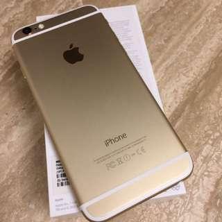 Unblock iPhone 6 Gold 128GB