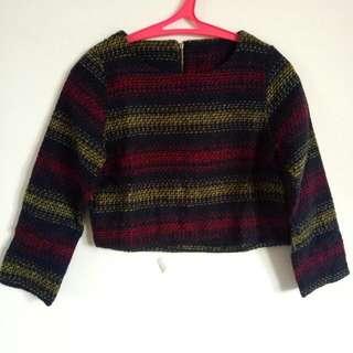Wool Stripe Pair