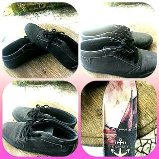 Macbeth Hensley Shoes Man (Reprice!!)