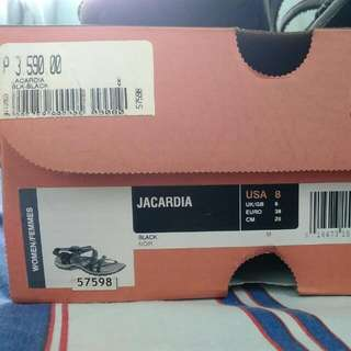 Merrell Jacardia Black Size 8 Usa