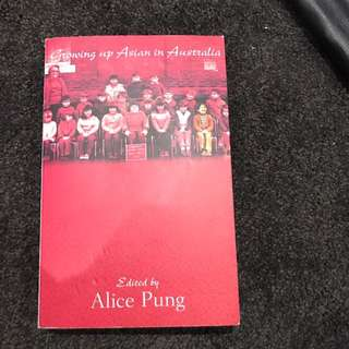 GROWING UP ASIAN IN AUSTRALIA BOOK