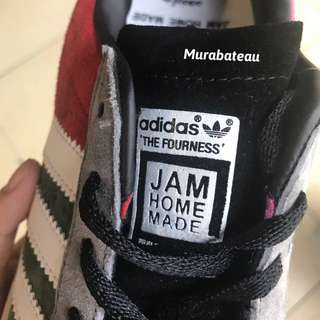 Authentic Adidas Gazelle Jam Home Made Edition