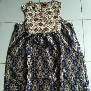 Mini Dress Batik Sophie Martin