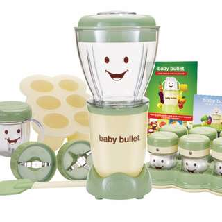 Baby Bullet 23-Piece Storage System