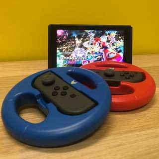 Nintendo Switch 軚盤 x 2