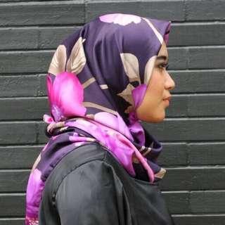 Hijab, Scarf