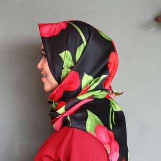 Hijab, Scarf, Print