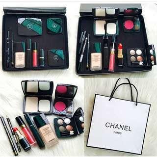 make up 1set chanel