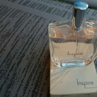 authentic inspire perfume by marks and spencer