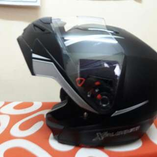 Grayfosh Flip Up Fullface Helmet