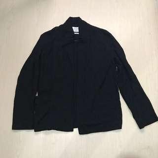 Bershka Premium Outwear pocket cardigan