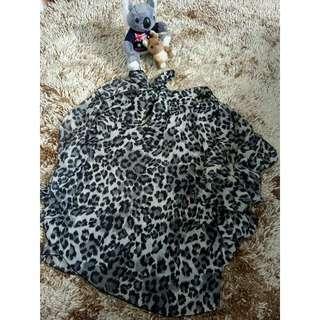 Leopard Ribbon