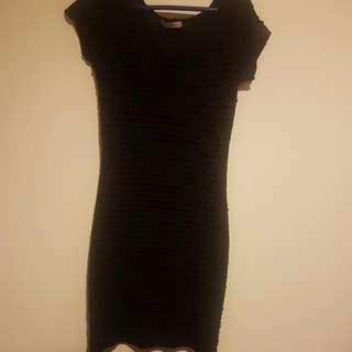 Black Supré Dress