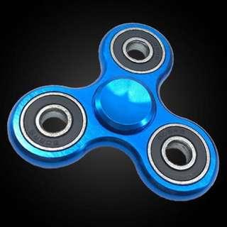 Blue Full Metal Spinner