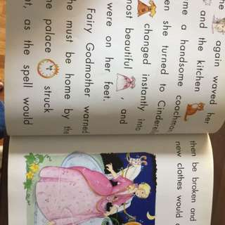 Children's Storybook With CD