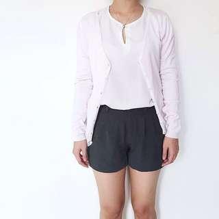 NEW Tisha Pink Cardigan Long Sleeves