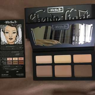 Kat Von D Shade + Light Contour Palette.
