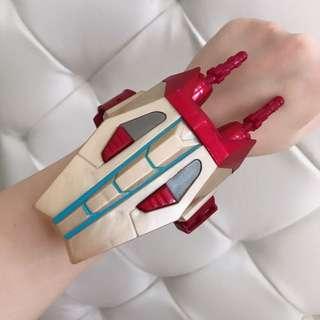 Ironman bracelet launcher