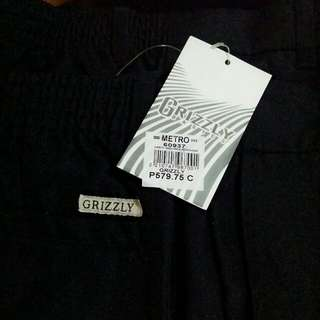 Grizzly Black Pants 400 Pesos each po(sold N Po Ung Isa)