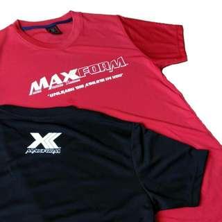 MaxForm Dry Fit T-SHIRT