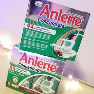 (TO BLESS) Anlene Concentrate Chocolate Flavour