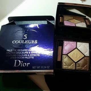 Dior 5 Couplers 726 Pink Breeze