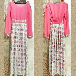Gamis.baju Muslim .dress