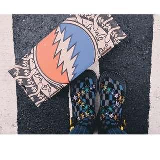 Grateful Dead X CHACO 聯名款涼鞋 Bean Bear 死之華樂團 嬉皮 民族風 水陸兩用 戶外 classic 運動