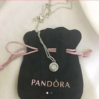 Pandora 墜飾附項鍊