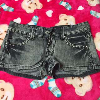 Tank Stud Shorts