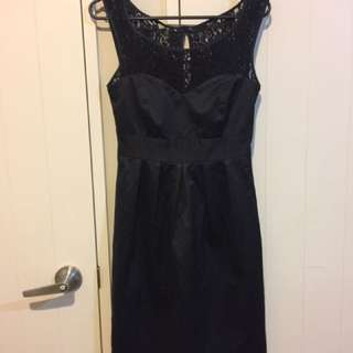 Black Dress- Pretty Dress For Girls