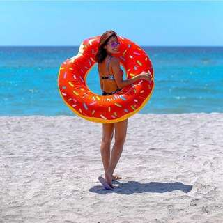 Donut Swimming Floater