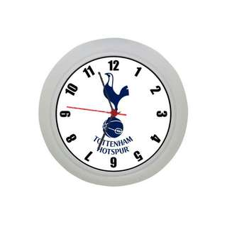 Tottenham Hotspur Wall Clock Customise Graphic  Inspired