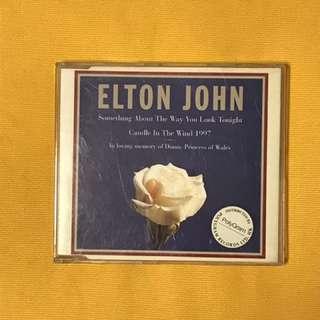 Elton John CD (絕版)1997年